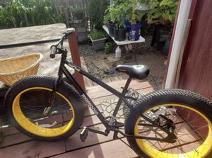 Mongoose adult bmx fat tire bike for Sale in Milwaukie, OR