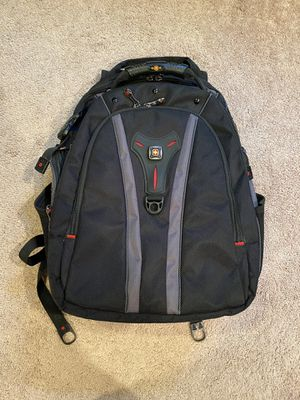 SwissGear Backpack | Nap-sack | Computer Bag | Lots of Compartments for Sale in Rocky Point, NY