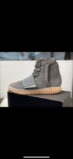Brand New Adidas Yeezy BOOST 750 Glow in the Dark. Never worn. In original box. Size 10 for Sale in Seattle, WA