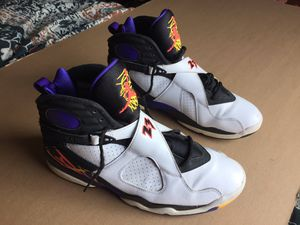Men's Air Jordan 8 shoes for Sale in Raleigh, NC
