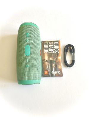 JBL Charge 3 Waterproof Portable Bluetooth Speaker Teal for Sale in Boynton Beach, FL