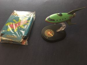 Futurama Koozies and Planet Express Ship for Sale in Centreville, VA