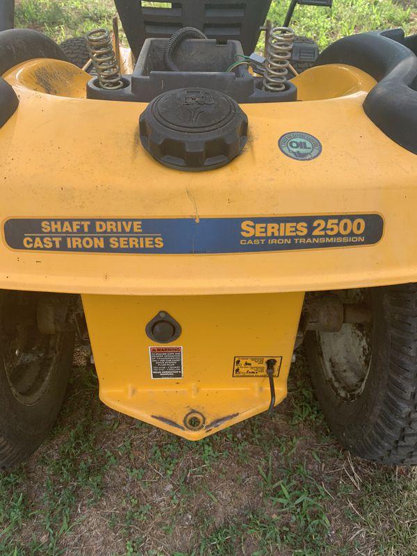 Cub Cadet GT2554 for parts