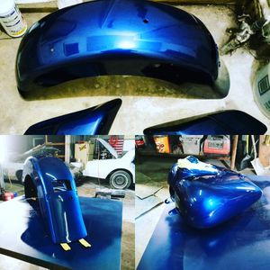 Custom Painted Harley for Sale in Greenfield, IN