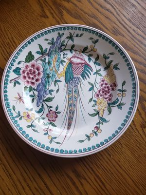 Vintage plate for Sale in Riverbank, CA