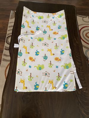 Changing table mattress with pad for Sale in Purcellville, VA