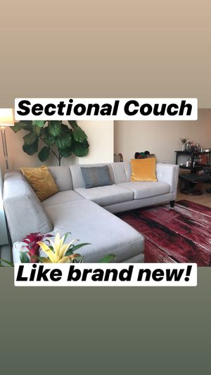 Sectional Couch - Like New! for Sale in San Jose, CA