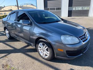 2007 VW JETTA 2.5 for Sale in Tacoma, WA