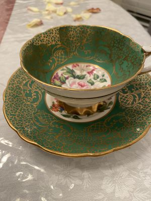 Antique, Empress Royal Stanford cup and Saucer. Made in England. for Sale in Jacksonville, FL