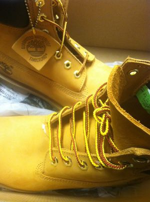 Guaranteed waterproof timbs for Sale in Chicago, IL