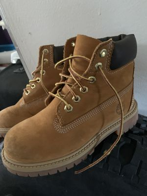 Kids size 13 Timberland Premium Boot for Sale in St. Petersburg, FL