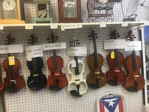 Violins for Sale in Newark, NJ