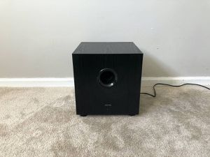 Pioneer SW-8 Home Powered Active Subwoofer for Sale in Mount Prospect, IL