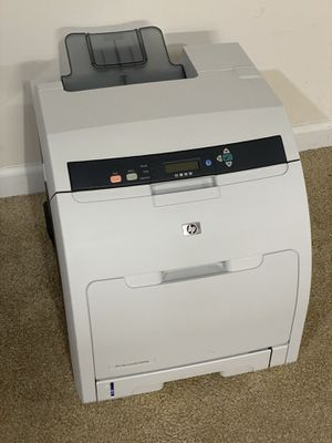 HP Color LaserJet 3600n Q5987A Color Laser Printer Page Count 201881 for Sale in Hoffman Estates, IL