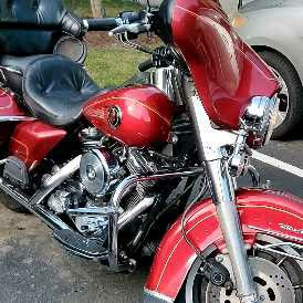 Harley Davidson ultra glide for Sale in New Castle, DE