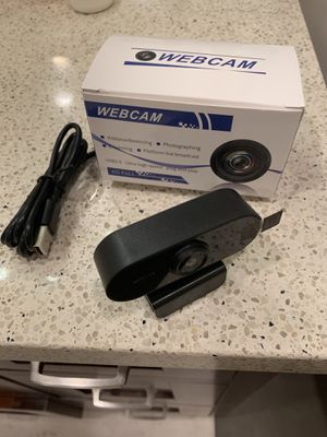 1080p webcam for Sale in Sunnyvale, CA