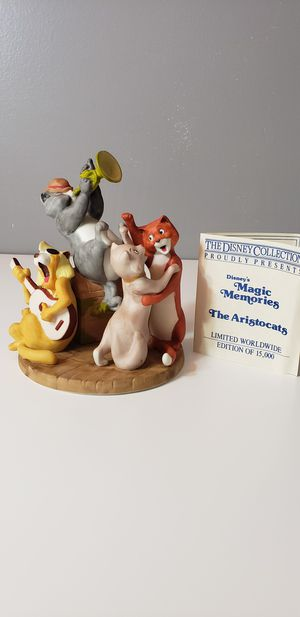 Disney magic memories aristocats for Sale in La Grange Park, IL