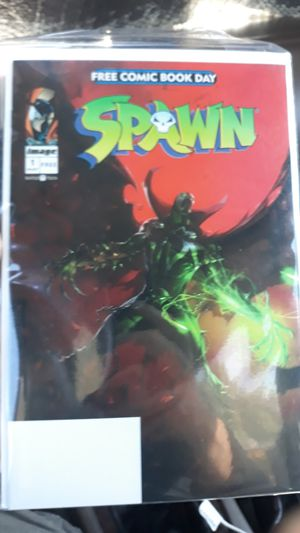 Free comic book day 2019 Spawn for Sale in Los Angeles, CA