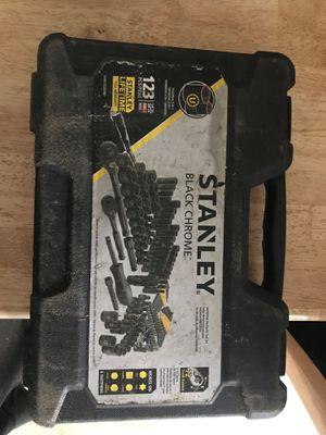 Stanley black chrome for Sale in Providence, RI