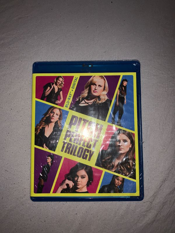 Pitch Perfect 3 pt Trilogy movie