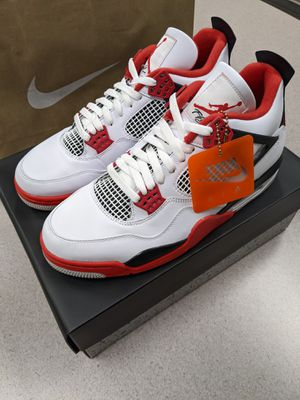 Jordan 4 Retro Fire Red Size 10.5 DS for Sale in Portland, OR