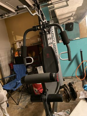 Marcy workout machine for Sale in Houston, TX