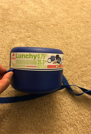 Lunch box for Sale in Herndon, VA
