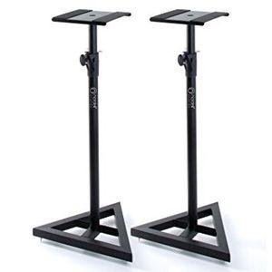 Proline Adjustable Studio Monitor Stand - Pair Black for Sale in Fairfax, VA