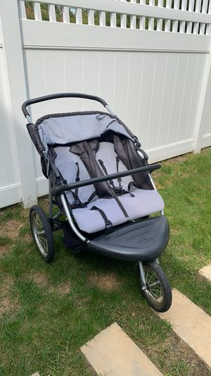 Double Jogging Stroller for Sale in Wakefield, MA