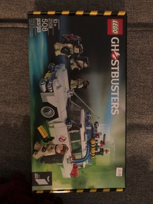 LEGO Ghostbusters Ecto 1 sealed Retired set for Sale in Wenatchee, WA