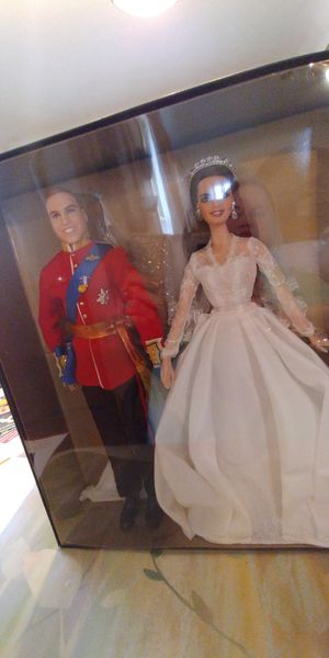 William and Kate Royal Wedding Barbie for Sale in Garfield Heights, OH