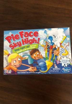 Pie Face Sky High kids' game for Sale in Shoreline, WA