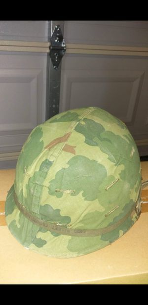 Vintage military helmet (Vietnam War) for Sale in Niles, IL