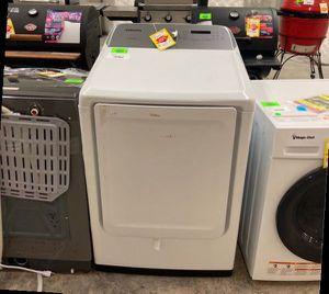 Samsung Electric Dryer DVE50R5200W PSZL for Sale in Houston, TX
