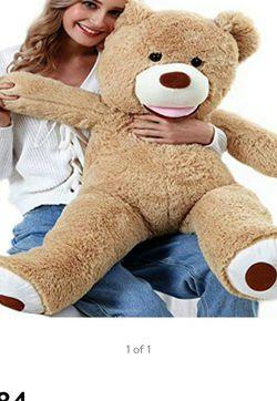 Teddy Bear 39, Teddy Bears Stuffed Animals, Giant Teddy Bear ,Tan for Sale in Louisville,  KY