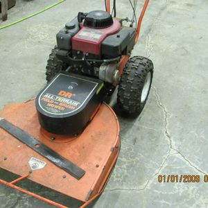 DR Mower All-Terrain Field and Brush Mower for Sale in Auburn, WA