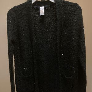 Kids size 10/12 Like New Cat & Jack cardigan for Sale in Pittsburgh, PA