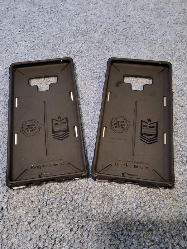 2 NOTE 9 Cases