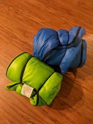 Coleman sleeping bags, never used for Sale in Atlanta, GA