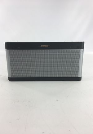 Bose sound link Bluetooth speaker III wireless for Sale in Cleveland, OH