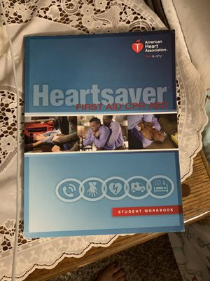 Heart saver book for Sale in Cary, NC