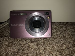 Sony Cyber Shot Camera for Sale in Bakersfield, CA