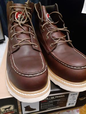 Irish setter work boots for Sale in Bell Gardens, CA