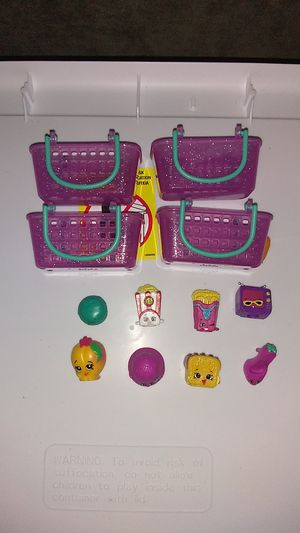 SHOPKINS Toy Bundle $5 For All for Sale in Costa Mesa, CA