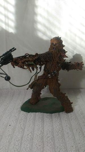 Star Wars Chewbacca figure for Sale in Hemet, CA
