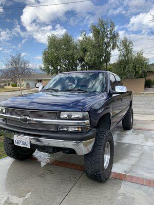 Chevy Silverado 1500 for Sale in Placentia, CA
