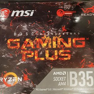 MSI B350 Motherboard AMD for Sale in Aliso Viejo, CA