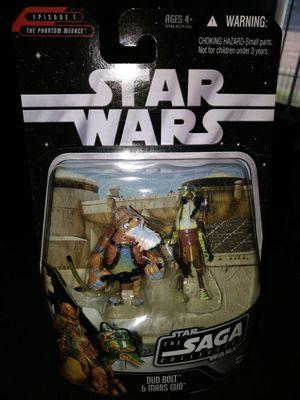 Star Wars Saga Collection Dud Bolt & Mars Guo (2006). for Sale in Dallas, TX