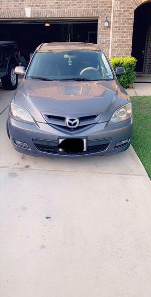2008 mazda 3 hatchback for Sale in Katy, TX