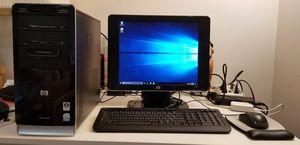 Hp desktop pc for Sale in Sarasota, FL